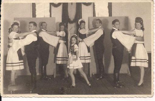 Magyar Ball 1946