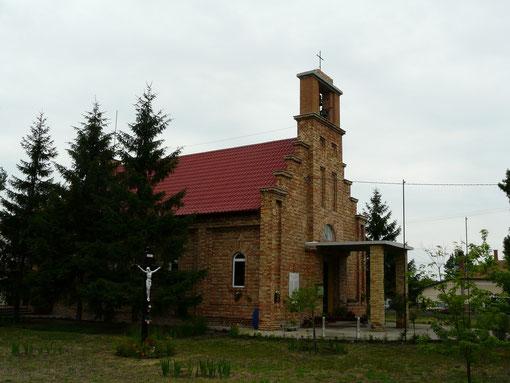 Kirche in Öttömös