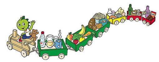 gesunde ernähung mit dem schulfruchtjolinchen  ev