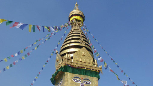 Am Thron der Götter in Nepal 2011/2012
