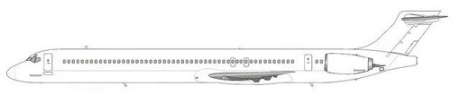 Eine MD-90 für Bangkok Air im Einsatz/Courtesy: MD-80
