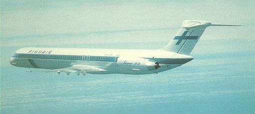 Finnair MD-82/Courtesy: Finnair