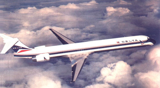 Erstkunde Delta Air Lines/Courtesy: McDonnell Douglas