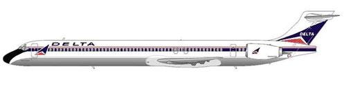 MD90-30 im klassischen Farbschema/Courtesy and Copyright: md80design
