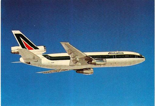 McDonnell Douglas DC-10-30 der Alitalia/Courtesy: Alitalia