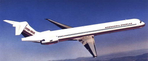 MD-92-Konzept/Courtesy: McDonnell Douglas