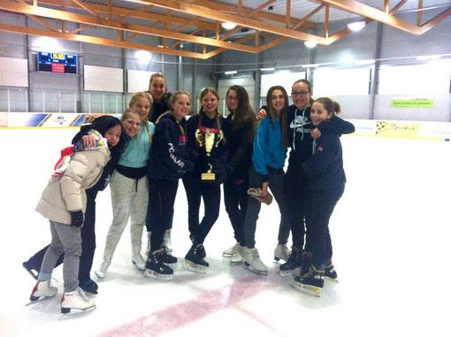Siegerteam 2016 - Girls