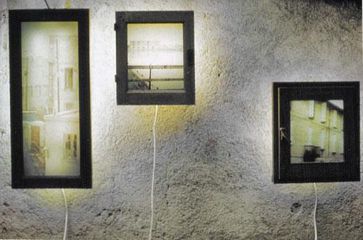 Fenêtre sud, fenêtre ouest, fenêtre nord