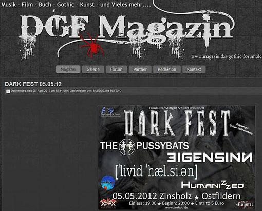 DGF Magazin