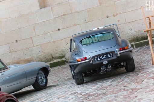 Jaguar Type E 3.8-Litre « série 1 » coupé châssis n° 886827