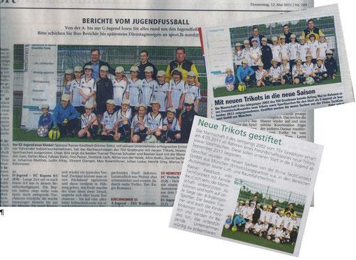 Münchener Merkur, Grasbrunner Nachrichten, Hallo!, Mai 2011