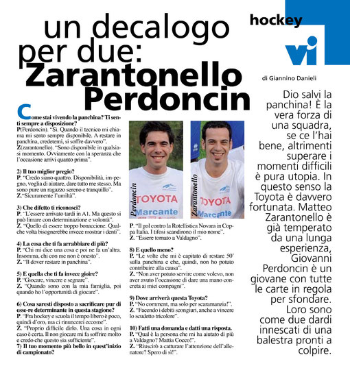 Sportivissimo - Novembre 2008