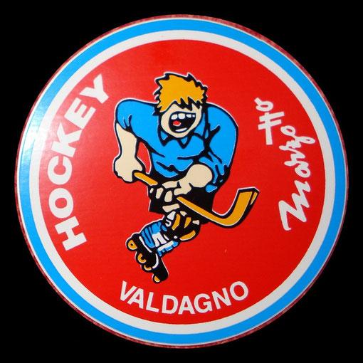 Adesivo Hockey Marzotto Valdagno