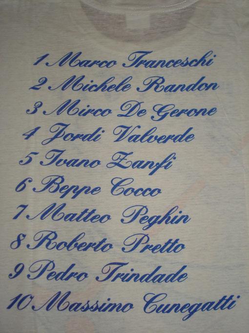 Maglietta Playoff 1990