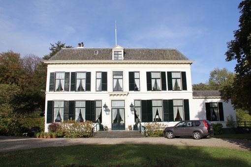 Landhuis Den Dam Damlaan 6 Eefde rijksmonument