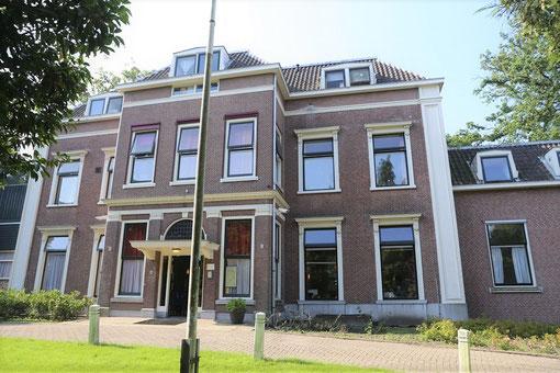 Landhuis Stenia Utrechtseweg 86 Zeist gemeentelijk monument