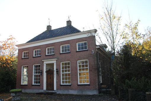Huize Akkerlust Vlamingstraat 49 Zoetermeer Rijksmonument