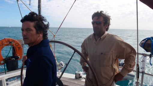 Philippe et Jaco