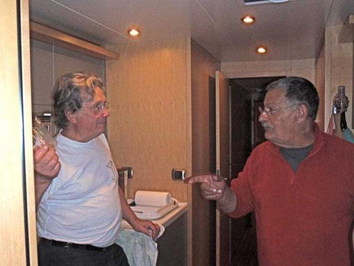 Denis & Henry se taquinent