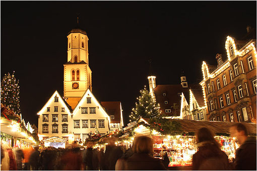 Biberach an Weihnachten :)