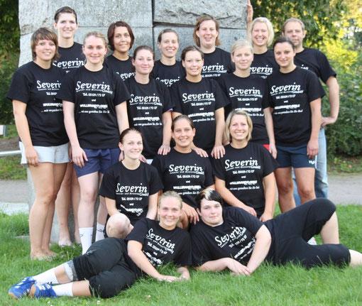 1. Damen TuS AWB Saison 2010/2011