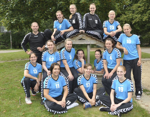 1. Damen TuS Altwarmbüchen Saison 2011/2012