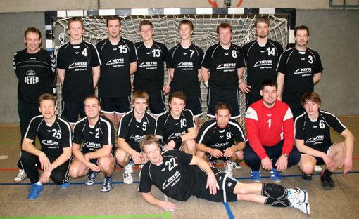 Mannschaftsfoto 2. Herren 2010