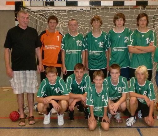 Männliche B-Jugend Saison 2010/2011