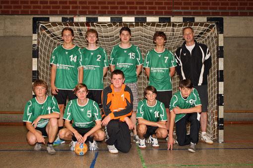 Männliche B-Jugend Saison 2011/2012