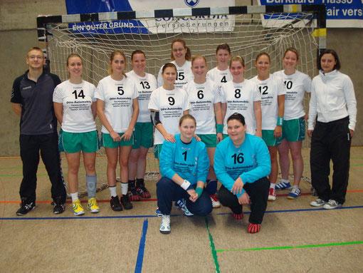 2. Damen Saison 2010/2011