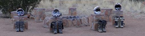 MOTORRADREISEN QUADTOUREN BUGGYTOUREN GELÄNDEWAGENTOUREN ENDUROTOUREN ABENTEUERREISEN OFFROADTOUREN NAMIBIA TUNESIEN