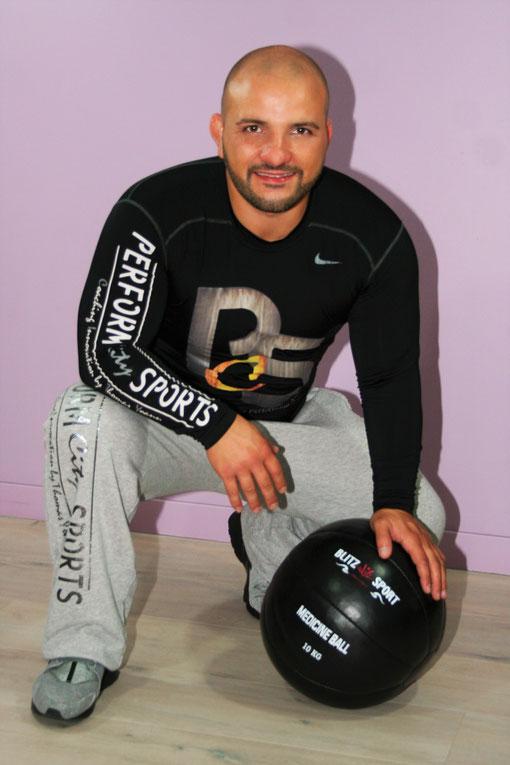Yoann THOMAS coach sportif à domicile LIMOGES
