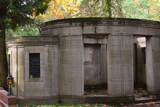 Melaten-Friedhof (Alter Ehrenfelder Friedhof / »Zentralfriedhof« Kölns)