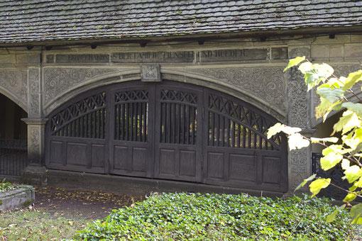 Deutschlands berühmtester Camposanto: Der Stadtgottesacker in Halle/Saale
