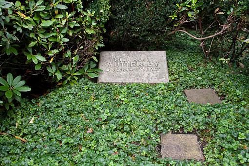 Düsseldorfer Nordfriedhof (»Friedhof am Tannenwäldchen«)