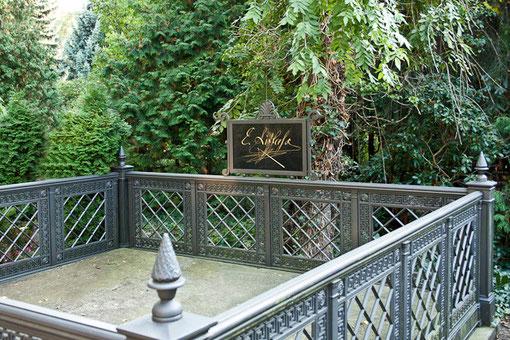 Friedhof der Dorotheenstädtischen und Friedrich-Werderschen Gemeinden