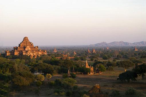 Buddhismus, Tod und Wiedergeburt im goldenen Land Myanmar