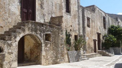 Besuch im Kloster Preveli