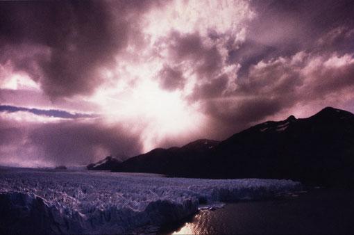 Perito Moreno Glacier; Argentina.