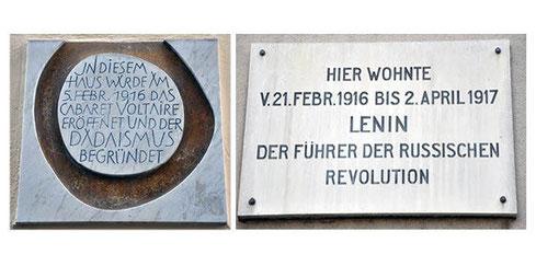 Exilanten in Zürich waren prägend