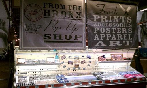 Pop-Up Shop display