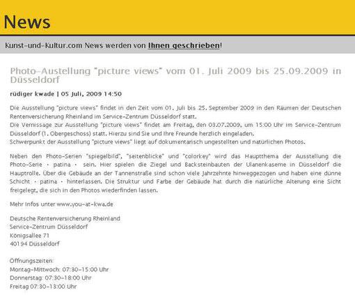 kunst-und-kultur.com © 2009