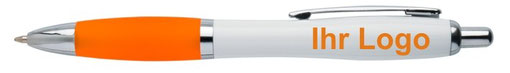 Werbeartikel Kugelschreiber Premium ist ein preiswertes Modell mit Druck