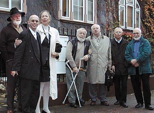 Naber, Scheurich, Sauerweier, Etzold-Jordan, Harscheidt, Geist, Kipka