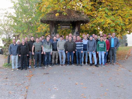 Ausflug in den Schwarzwald Oktober 2018