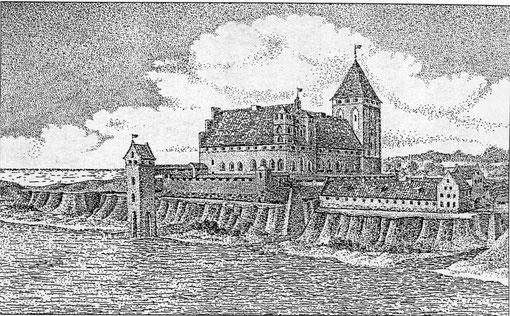 Лохштедт реконструкция