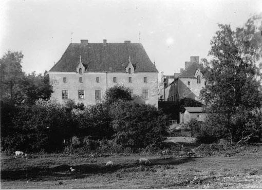 Вид с запада 1935 г
