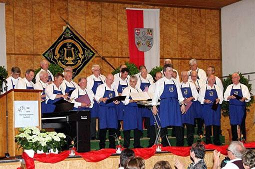 MGV Nordheim - Jubiläums-Liederabend 2012