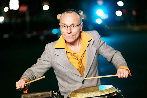 Alfred Mehnert_Percussions / Foto Ute Langkafel