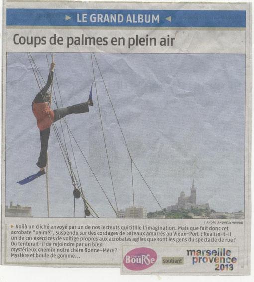 La Provence, mardi 17 février 2009